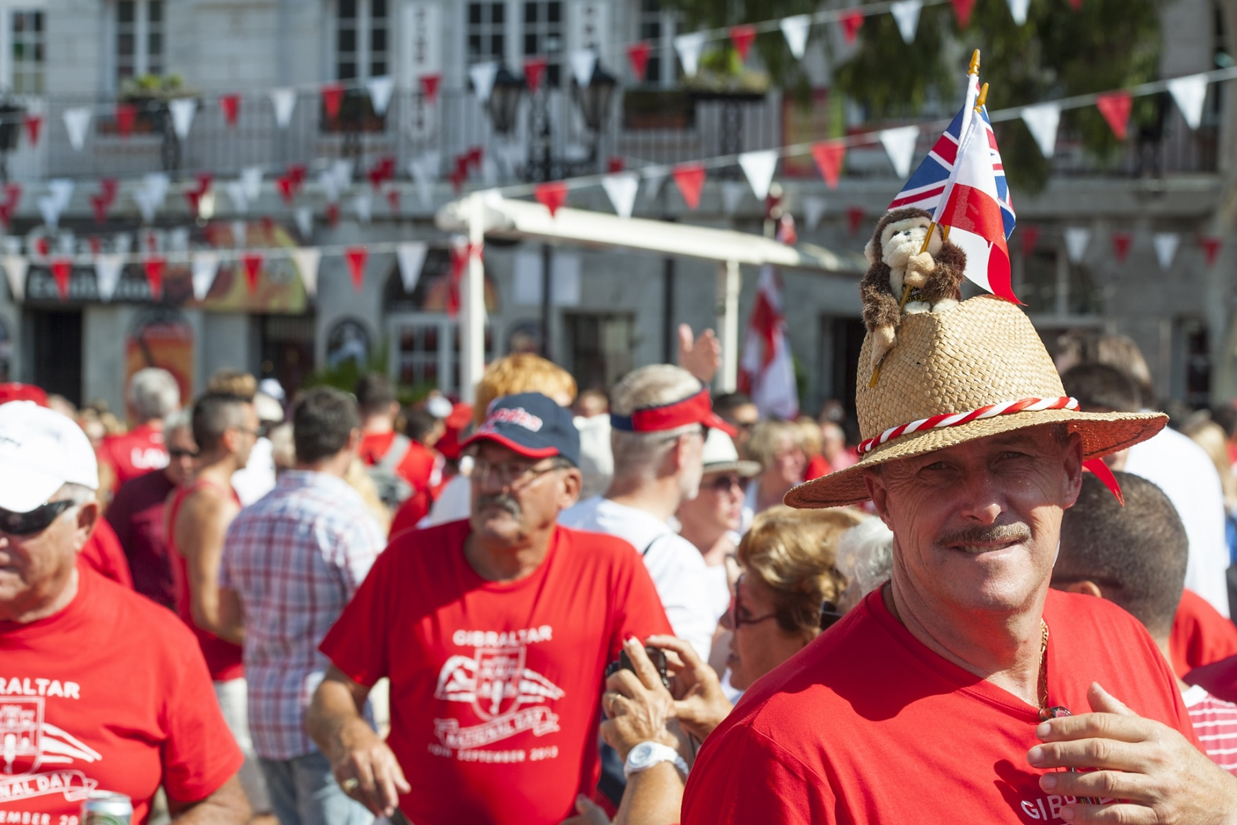 GIBRALTAR NATIONAL DAY