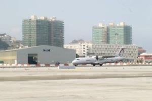 140417 Royal Air Maroc inaugura la ruta Gibraltar-Marrakech
