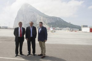 140510 Rock Cup - visita Michel Platini, Presidente UEFA
