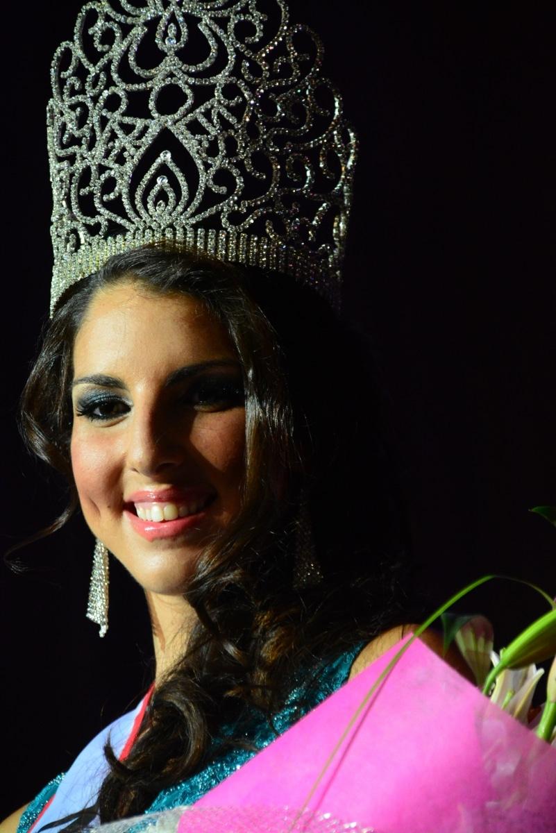 Shayanne Azzopardi - Miss Gibraltar 2014
