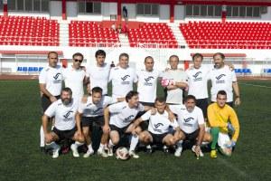 140726 Fútbol Partido Prensa de Cádiz - Veteranos Gibraltar