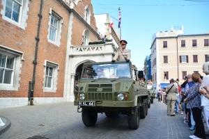 141004 75 Aniversario Real Regimiento de Gibraltar