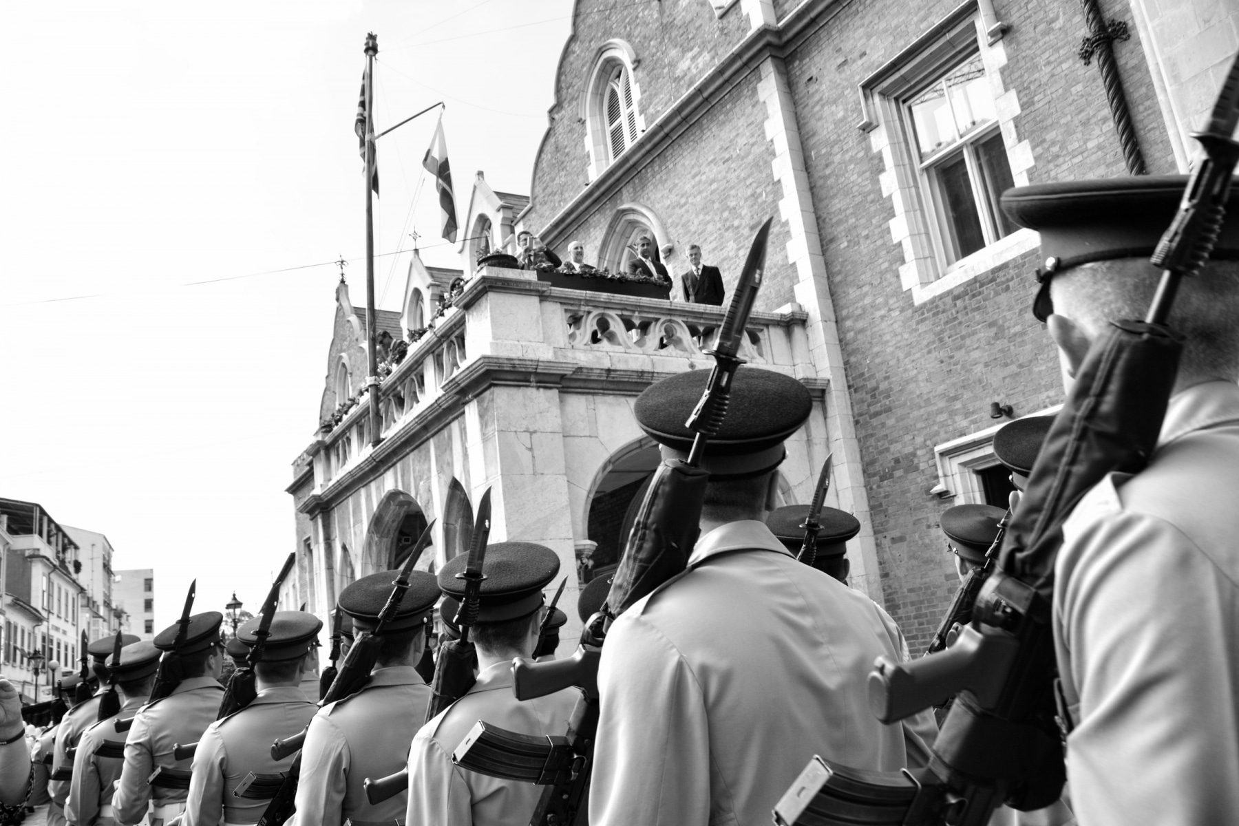 regiment-freedom-of-city-0099-bw_15439625722_o