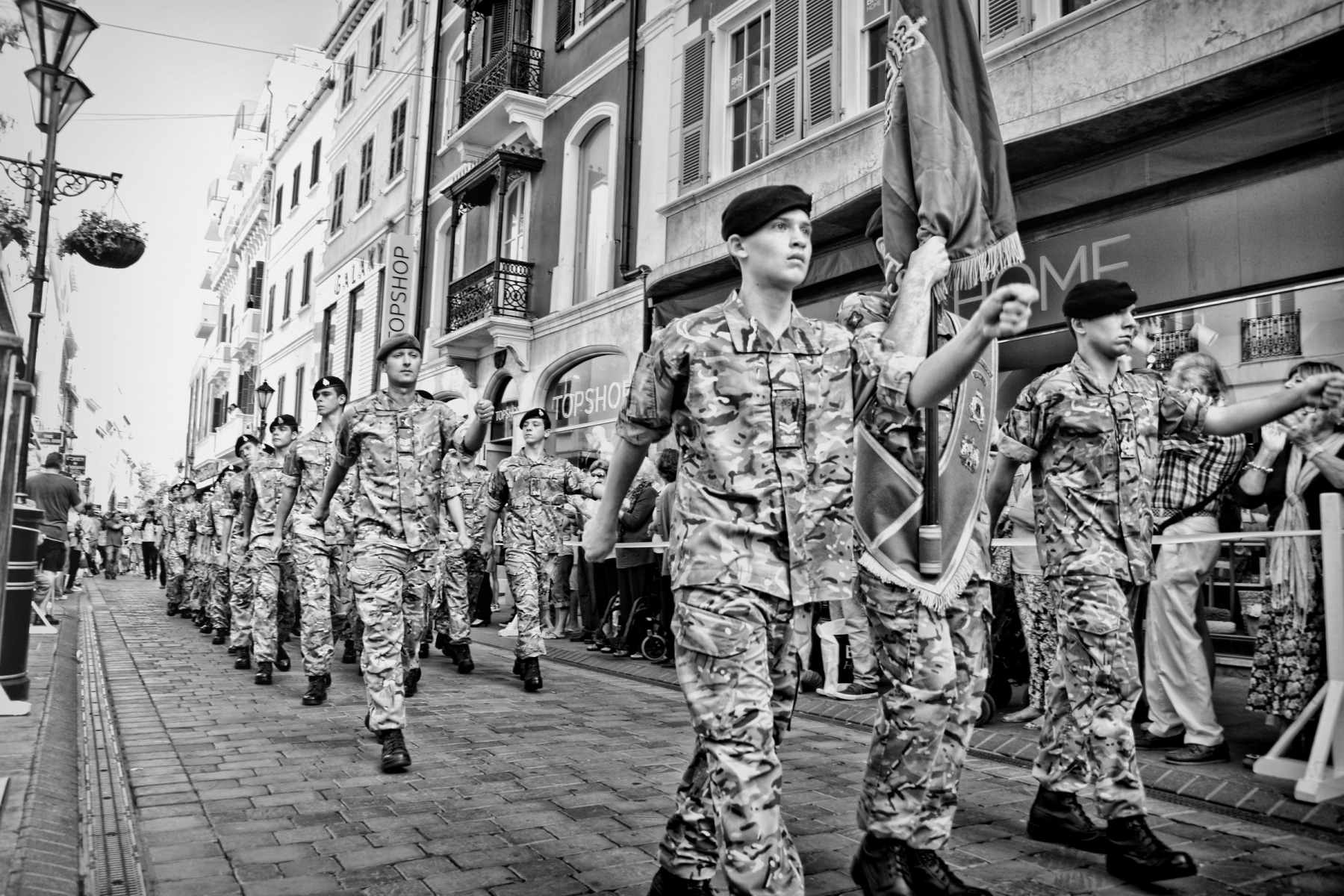 regiment-freedom-of-city-0114-bw_15253400557_o