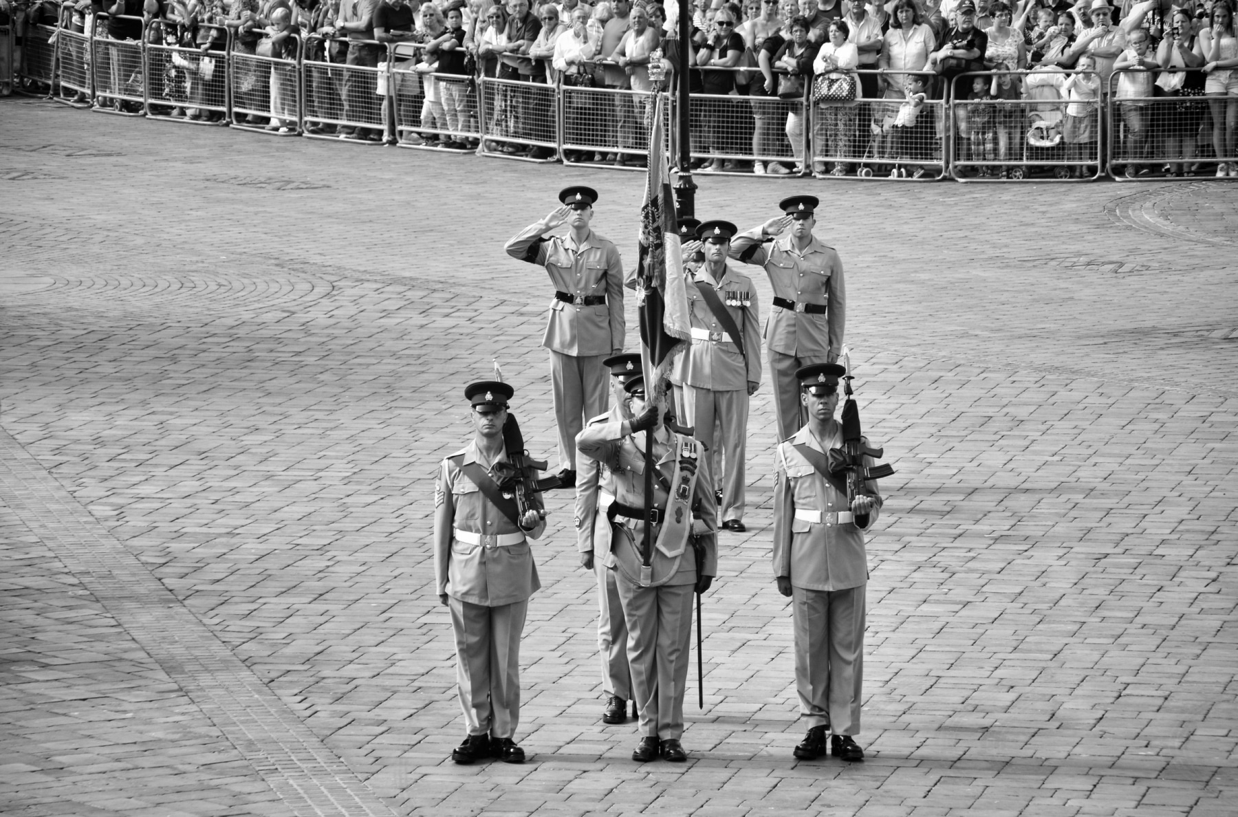 regiment-freedom-of-city-0245-bw_15253395837_o