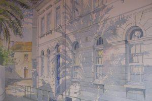 150503 Exposición de James Foot en Casemates