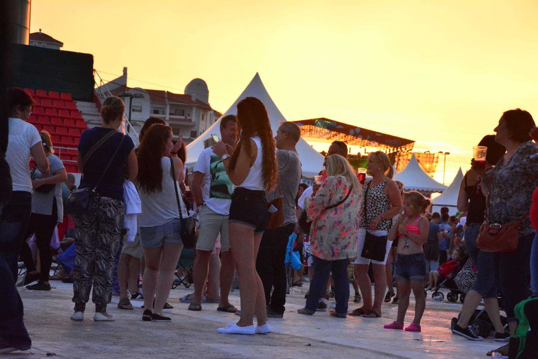 Gibraltar Music Festival Sets off