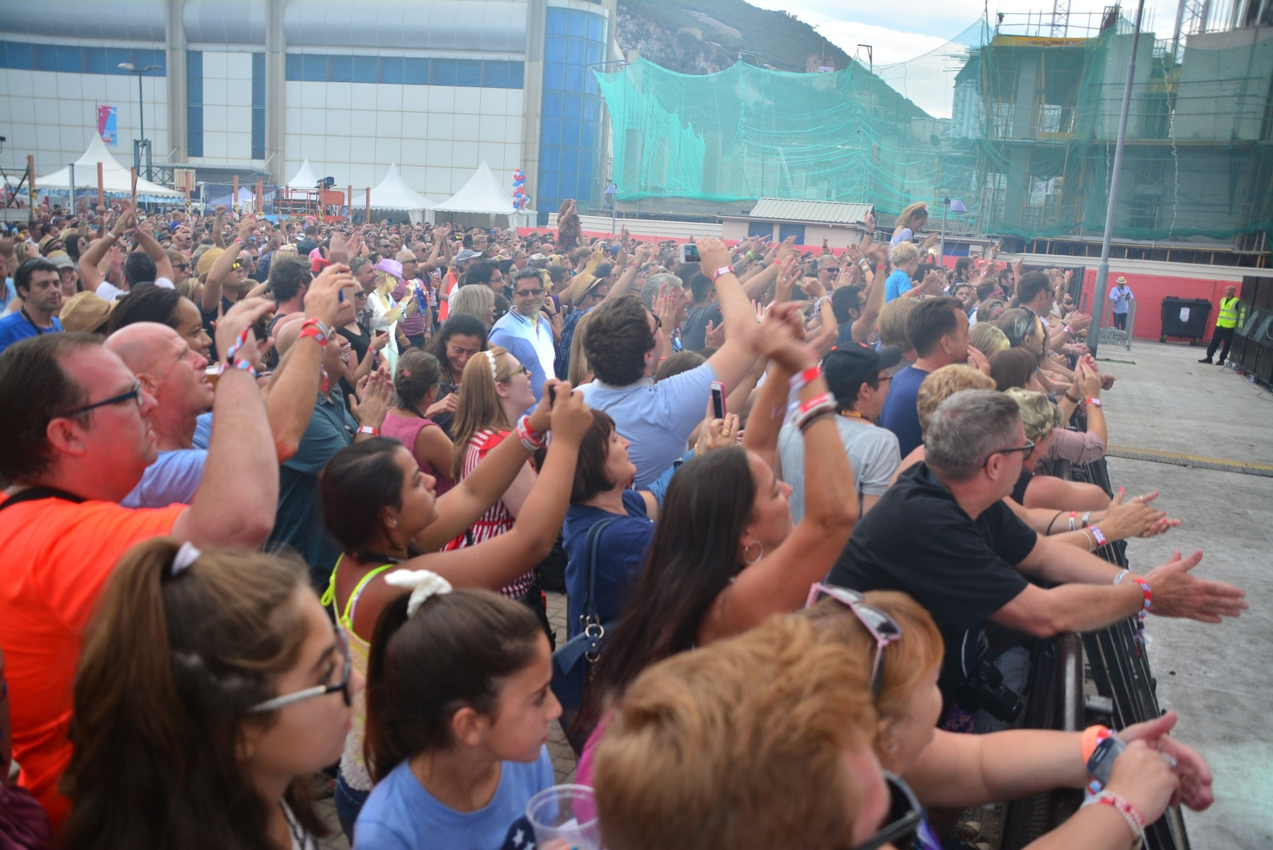 Gibraltar Music Festival Sets off