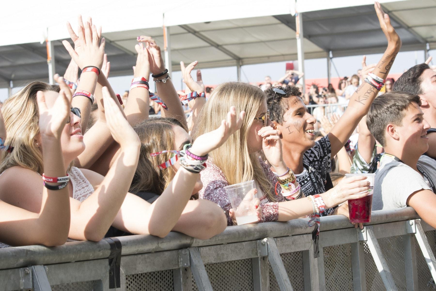 Gibraltar Music Festival 2015 Sunday sessions
