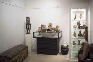 160317 Inauguración exposición Víctor Quintanilla