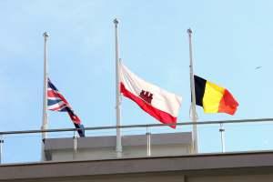 160323 Minuto de Silencio por los atentados de Bruselas