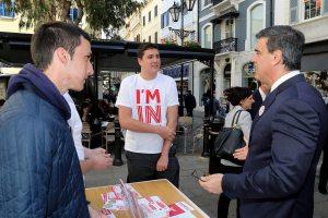 160412 Lanzamiento de la campaña pro permanencia en la UE 'I'm In'