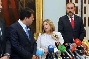 160419 Visita del Ministro Principal a Cádiz