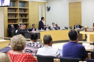 160624 Comparecencia Ministro Principal en el Parlamento tras referéndum sobre permanencia RU en UE