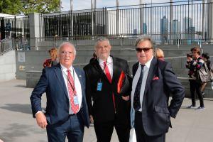 161004 Ministro Principal y delegación gibraltareña en la Cuarta Comisión de la ONU