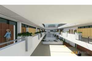 180423 Proyecto de construcción de las dos nuevas escuelas de Bayside y Westside en Waterport, Gibraltar