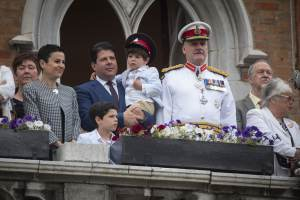 180519 Cambio de guardia ceremonial por la Boda Real