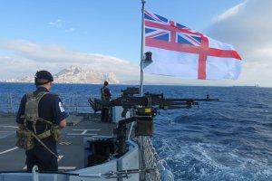 190726 HMS Forth en Gibraltar