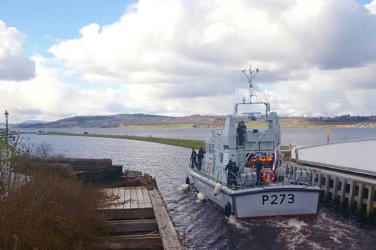 HMS-Pursuer2