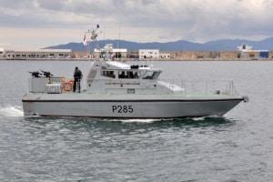Embarcaciones Royal Navy y Cuerpos de Seguridad