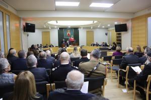 191114 Sesión inaugural de la nueva Legislatura en el Parlamento
