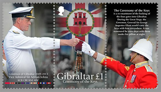 2013-Ceremony-of-the-Keys-Governor-of-Gibraltar