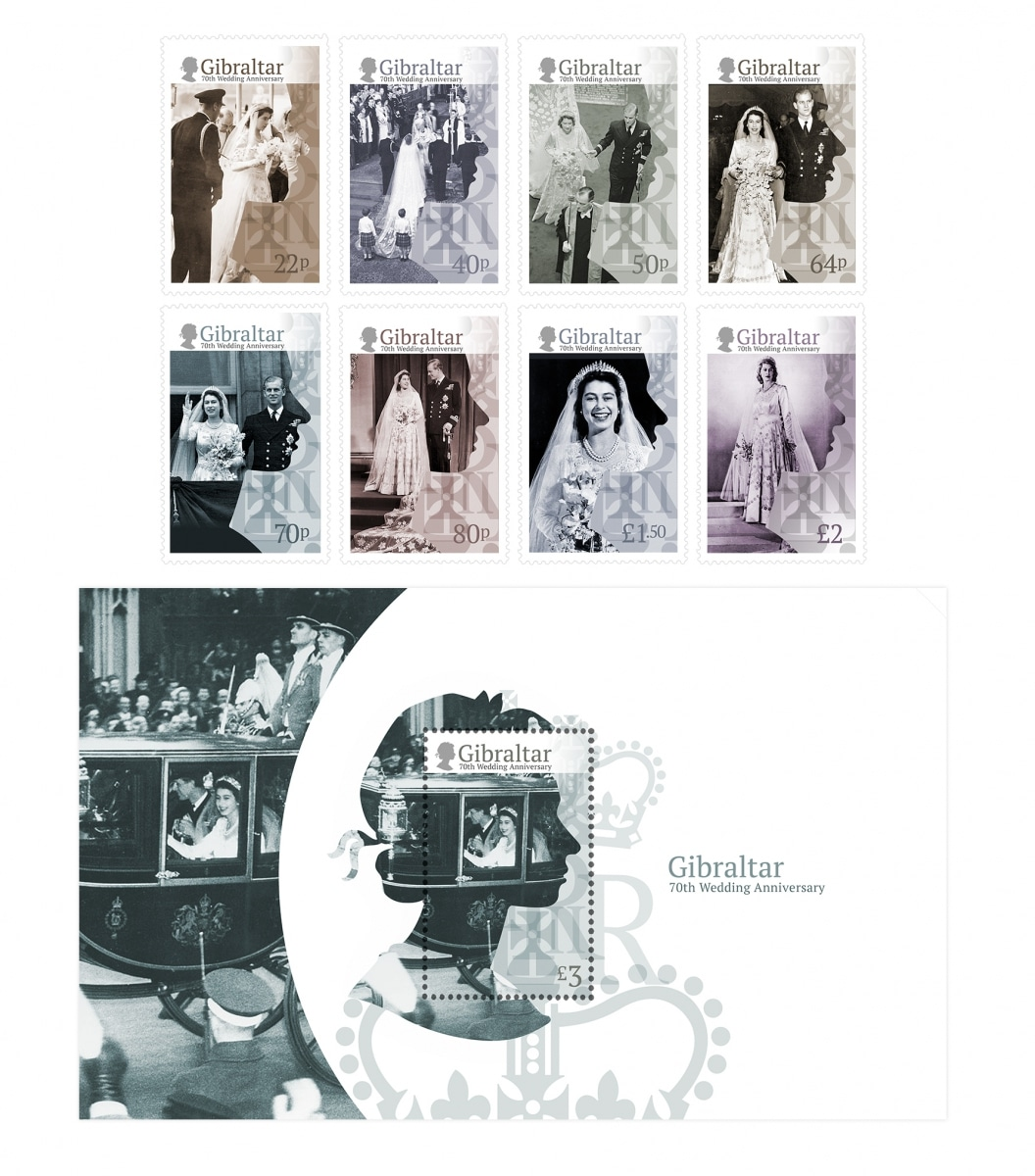 2017-Queen-Elizabeth-II-70th-Wedding-Anniversary-set