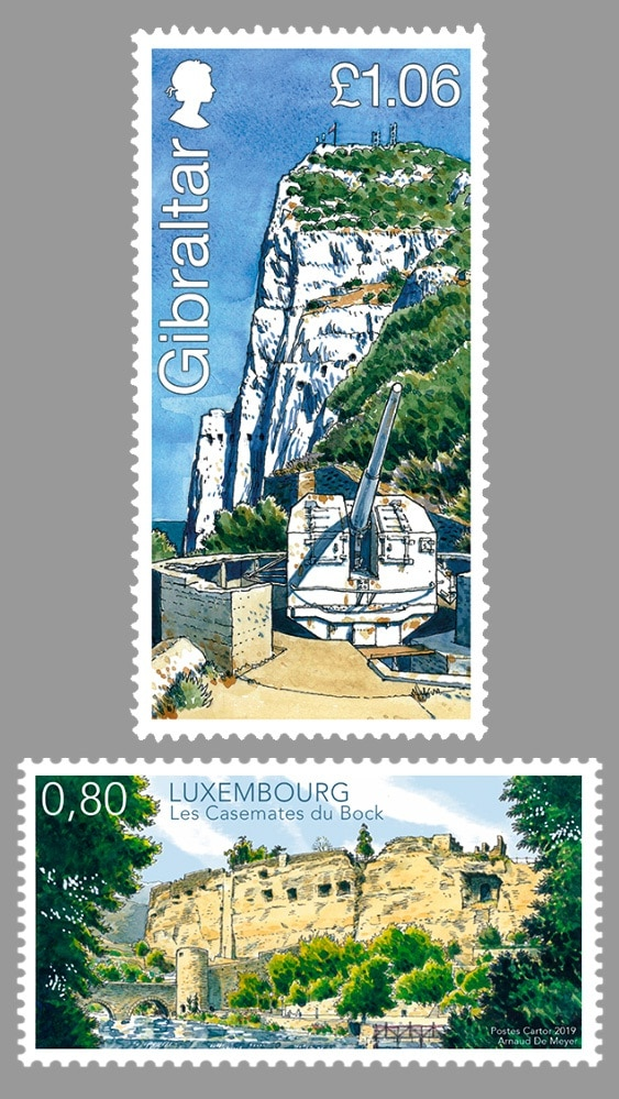 2019-Gibraltar-Luxembourg-Joint-Issue