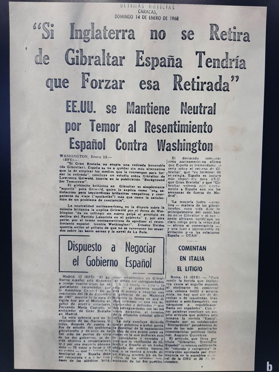 Articulo-beligerante-publicado-en-el-periodico-venezolano-'Ultimas-noticias.-Recorte-exhibido-en-'Closure.