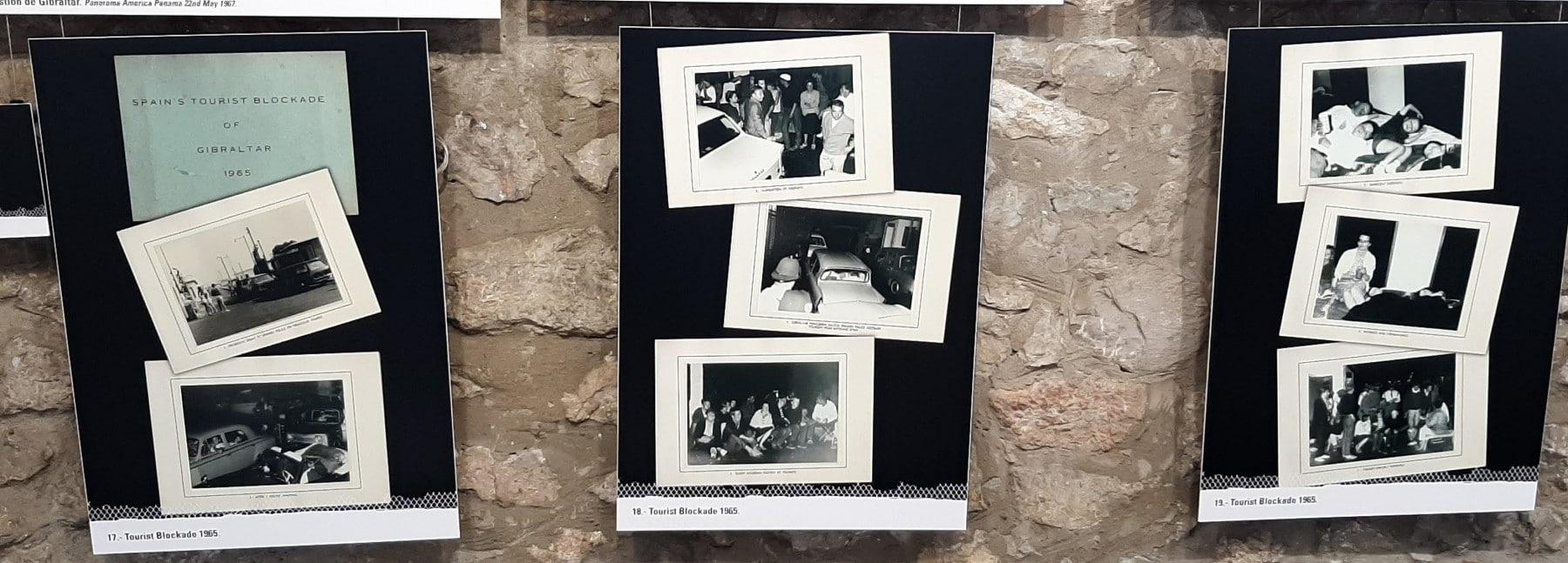 En-1965-se-editaron-fotografias-del-bloqueo-en-la-frontera-por-parte-de-las-autoridades-espanolas-a-turistas-que-intentaban-visitar-Gib