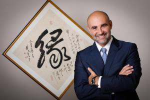 Jason Cruz, representante de Gibraltar en Hong Kong