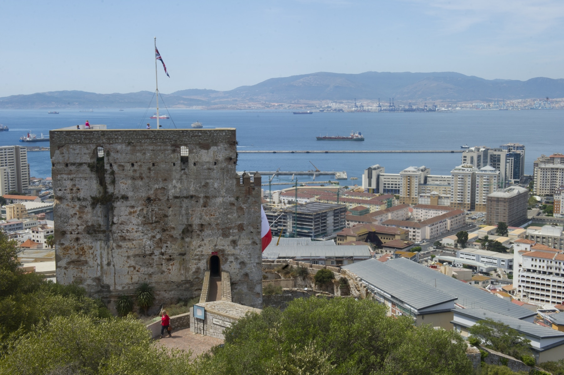 vistas-desde-el-castillo-moro-de-gibraltar_22552429930_o
