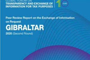 Informe OCDE 2020 Gibraltar