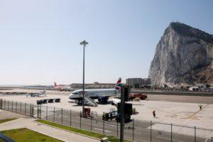 aeropuerto desde la terminal